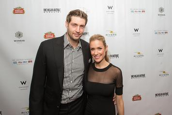 "Jay Cutler Unclogged Wife's Milk Ducts By ""Sucking Harder Than He's Ever Sucked"""
