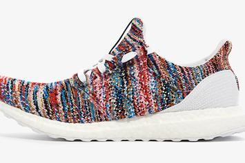 Adidas UltraBoost Clima Enlists Missoni For Colorful Knit Uppers