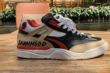 God Shammgod x PUMA Sneaker Collab Coming Soon: First Look