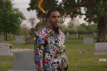 "YBN Almighty Jay Shares Death-Themed ""God Save Me"" Visual"