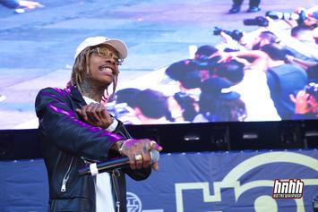 """Wiz Khalifa Rolls Up New 4/20 Project """"The Good Fly Young"""""""