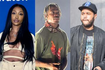 "SZA Confirms Release Date For ""GoT"" Collab With Travis Scott & The Weeknd"