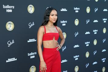 "Karrueche Goes On Rant Defending L.A., Clapping Back At Those Who Call It ""Fake"""