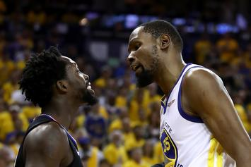 "Patrick Beverley On Kevin Durant Trolling: ""I Do It For My Teammates"""