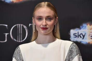 "Sophie Turner Says She Considered Suicide During Early ""Game Of Thrones"" Criticism"