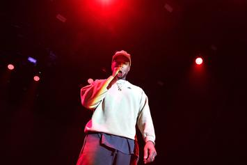 "Kanye West Premieres New Song ""Water"" At Coachella Sunday Service"