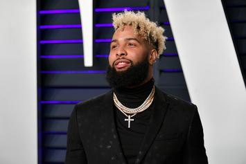 "Giants GM Claims ""Culture Problem"" Led To Odell Beckham Jr. Trade"