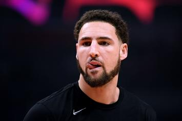 Klay Thompson Thanks The Pacific Ocean For Performance In Game 4