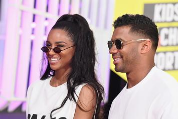 Ciara Braids Russell Wilson's Hair For Easter Sunday: Video