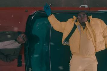 """Metro Boomin & Gunna Deal With Supernatural Forces In """"Space Cadet"""" Video"""