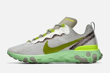 Nike React Element 55 Will Be Available For Customization Starting Next Week
