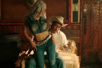 "Tyga Is A Dancing Cowboy In ""Goddamn"" Video"