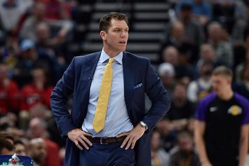 Lakers Offered Luke Walton A Chance To Come Back As Head Coach