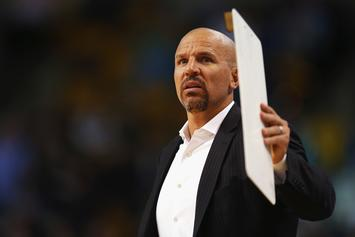 Jason Kidd Interviews To Become Lakers Head Coach: Report