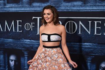 "Maisie Williams Shares Awkward Details About ""Game Of Thrones"" Sex Scene"