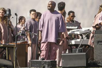 "Kanye West's Coachella Sunday Service ""Holy Grass"" Is Being Sold On eBay"