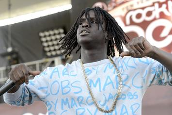 Chief Keef Dodges Jail Time After Reaching Plea Bargain In Drug Case