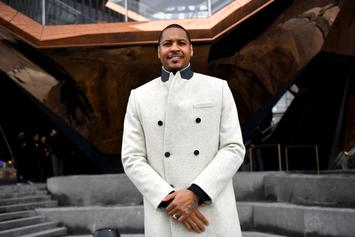 "Carmelo Anthony Teases Return To The Knicks: ""I Have To See What's Going On"""