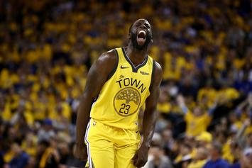 """Warriors Owner Wants Draymond Green On The Team """"Forever"""""""