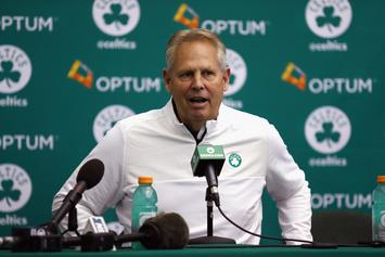 Celtics GM Danny Ainge Suffers Heart Attack, Will Make Full Recovery