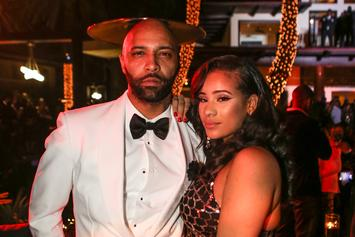 Joe Budden's Fiancée Cyn Santana Deletes All Traces Of Him From Social Media