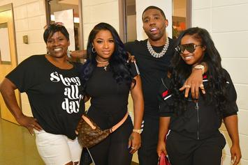 Toya Wright Vents Her Concerns Over YFN Lucci & Reginae Carter's Former Relationship