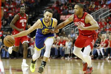 Warriors Refuse To Panic After Game Four Loss To The Rockets