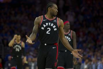"""Kawhi Leonard Re-signing With Raptors Is A """"Serious Consideration Now"""": Report"""