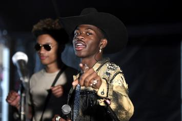 """Lil Nas X Brings """"Old Town Road"""" To """"Desus & Mero"""" For Television Debut"""