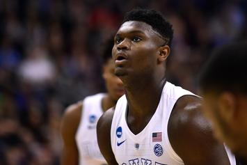 """Zion Williamson Was A """"Hell Of A Poet"""" Back In High School"""