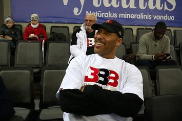 LaVar Ball Reportedly Relaunching Big Baller Brand