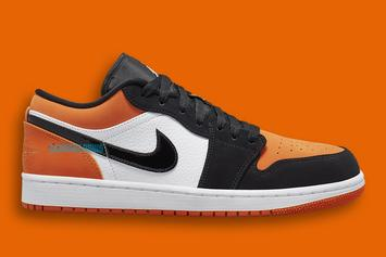"Air Jordan 1 Low ""Shattered Backboard"" Coming Soon: Fresh Look"