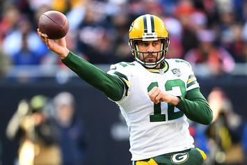 Aaron Rodgers Will Reportedly Be On Game Of Thrones This Week