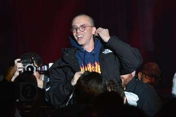 """Logic's """"Confessions Of A Dangerous Mind"""" First Week Sales Projection Revealed"""