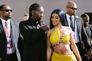 Cardi B & Offset Carry On With Performances Despite Recent Drive-By