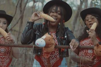 """CupcaKKe Loves Her Some Innuendo In The """"Old Town Hoe"""" Music Video"""