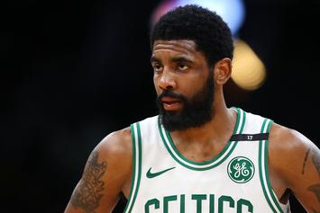 """Stephen A. Smith Says """"No Way In Hell"""" Kyrie Irving Goes To The Lakers"""