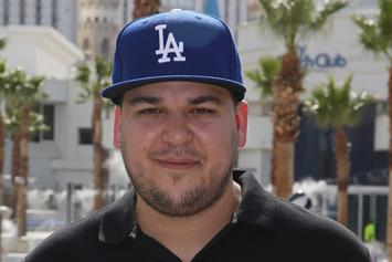 """Rob Kardashian Makes Rare """"KUWTK"""" Appearance For Dream's Second Birthday"""