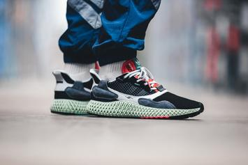 "Adidas ZX 4000 4D ""Black Onix"" Releasing Again This Month"