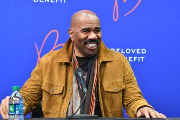 "Steve Harvey's Ready For New Chapter In Life Amid NBC Cancellation: ""This Is Good"""