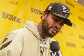 Dave East Shares Throwback Pic Of Old Prison ID Card