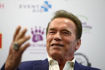 "Arnold Schwarzenegger Speaks On Drop Kick Attack: ""Nothing To Worry About"""
