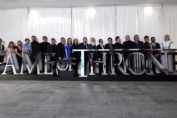 """Game Of Thrones"" Cast Recalls Their Emotional Final Day Of Filming"