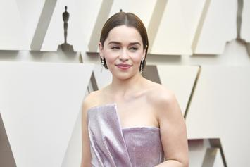 "Emilia Clarke Defends ""Game Of Thrones"" Series Finale Ending"