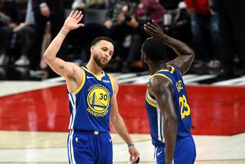 Steph Curry & Draymond Green Made History With Their Triple-Doubles