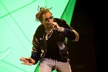 """Young Thug Premieres New Song """"Surf"""" During Mysterious Livestream"""