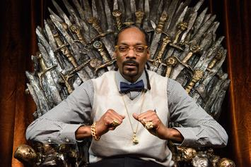 """Snoop Dogg Left Utterly Shook By """"Game Of Thrones"""" Finale"""