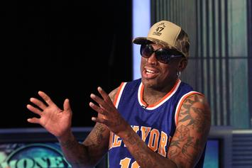 Dennis Rodman Accused Of Slapping Man Across The Face At Birthday Party: Report