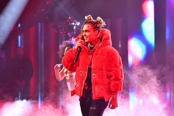 "Lil Pump Responds To Smoking At Gas Station Backlash: ""We Do That On The Regular"""