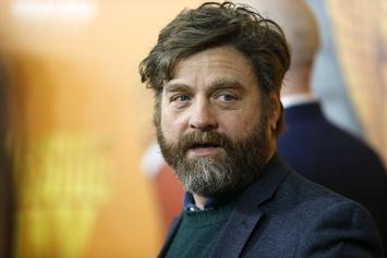 """Zach Galifianakis' """"Between Two Ferns"""" Gets A Movie & Release Date"""